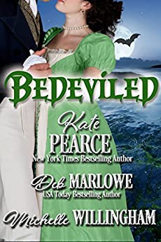 Bedeviled (The Haunting of Castle Keyvnor Book 2) by [Pearce, Kate, Marlowe, Deb, Willingham, Michelle]
