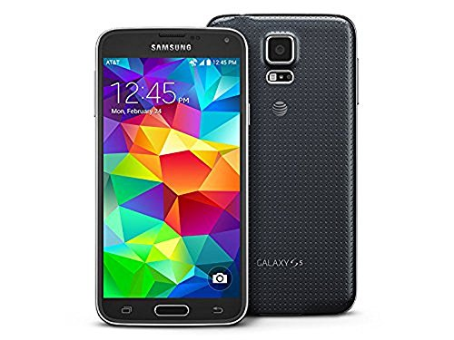 Samsung Galaxy S5 Cellphone Packaging