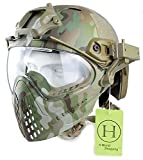 H World EU Integrated Tactical Airsoft...