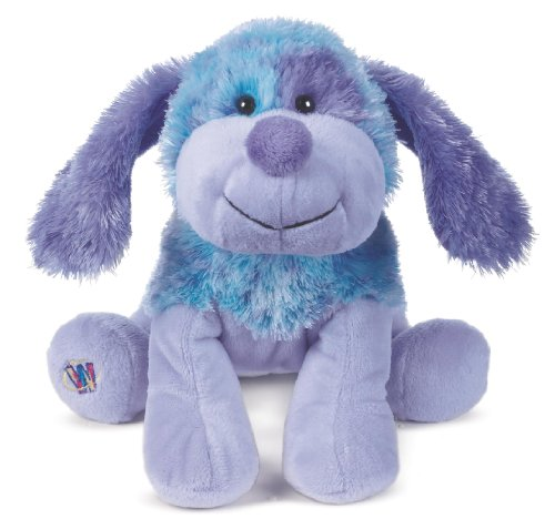 Cheeky Dog - Ganz Webkinz Blueberry Cheeky Dog