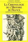 La chronologie de l'histoire de France par Volkmann