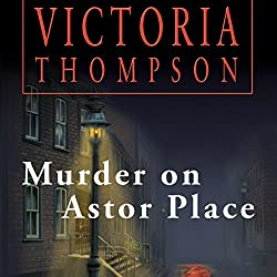 Murder on Astor Place