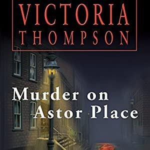 Murder on Astor Place Audiobook