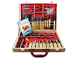 WIN-WARE Culinary Carving Tool Set 80 Piece. Great