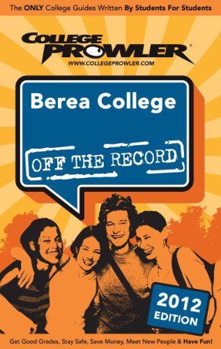 Berea College 2012
