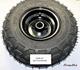 1'' Live Axle Wheel Assembly with 145/70-6 Knobby Tire Go-Kart, ATV, Fun Kart. USA SELLER.