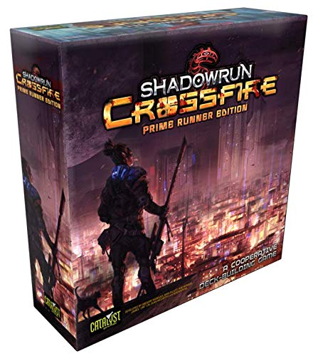 Shadowrun Crossfire Prime Runner Edition (Runners Shadow)