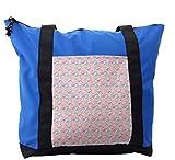 Lunarable Paint Shoulder Bag, Artist Brush Fine Arts Theme, Durable with Zipper