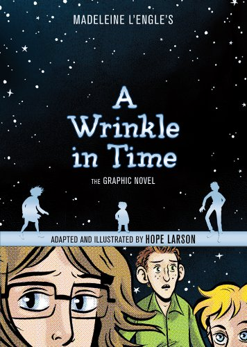 A Wrinkle in Time: The Graphic Novel by [L'Engle, Madeleine]