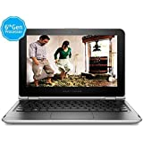HP 13-s101TU 13.3-inch Touchscreen Laptop (Core i5 6200U/4GB/1TB/Windows 10 Home/Intel HD Graphics), Natural Silver