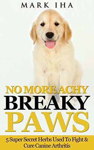 NO MORE ACHY BREAKY PAWS: 5 Super Secret Herbs Used To Fight & Cure Canine Arthritis