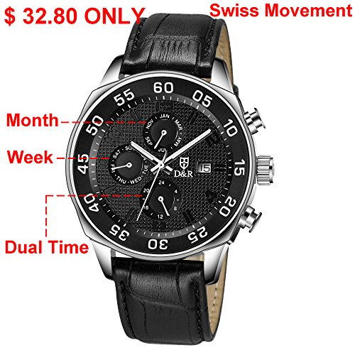 24 dial watch - 7
