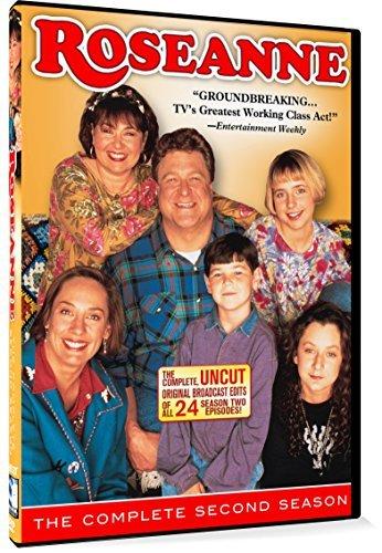 (Roseanne: Complete Season 2 [DVD] [Region 1] [US Import] [NTSC])