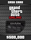 Grand Theft Auto V: Bull Shark Cash Card - PS4 [Digital Code]