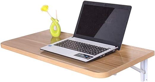 Escritorio de la computadora Mesa plegable montada en la pared ...