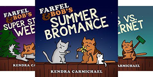 Bromance Cats (3 Book Series)
