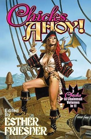 book cover of Chicks Ahoy