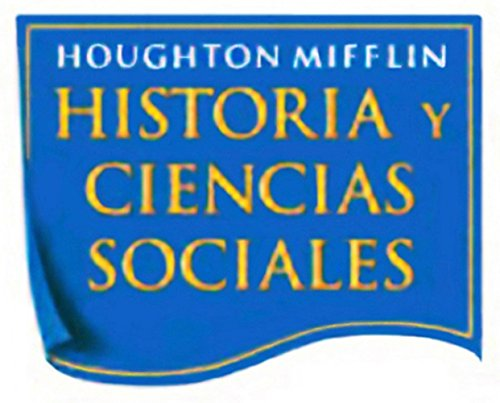 Download Houghton Mifflin Social Studies Spanish: Audio Pe Cd Level 1 (Spanish Edition) ebook
