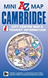 Cambridge Mini Map (A-Z Mini Map) by Geographers A-Z Map Co Ltd ( 2013 ) Map