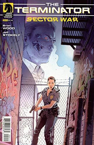 The Terminator: Sector War (2018) #2 of 4 VF/NM Dark Horse Comics