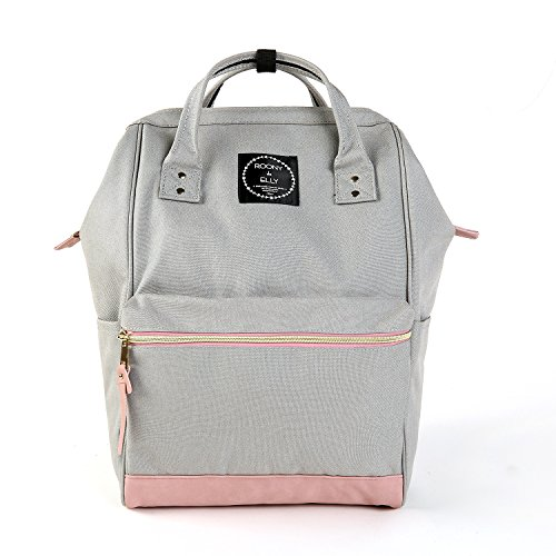 [ROONYdeELLY]Magnie Cordura Doctor Style Multipurpose Backpack Medium (Gray)
