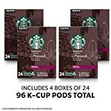 Starbucks Dark Roast K-Cup Coffee Pods — French