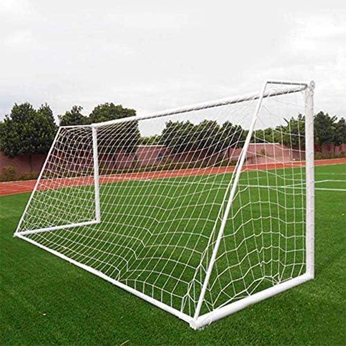 サッカーゴールリプレースネットサッカーゴールトレーニングポストネットマッチスポーツ