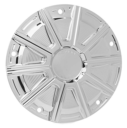 Arlen Ness 10-Gauge Chrome Derby Cover ()