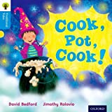 Oxford Reading Tree Traditional Tales: Level 3: Cook, Pot, Cook! (Traditional Tales. Stage 3)
