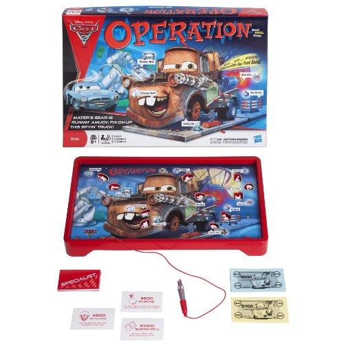Disney Pixar Operation Cars 2 Edition