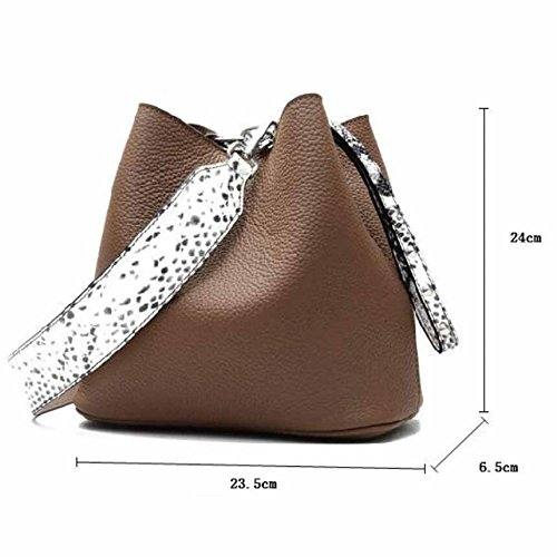 Handbags Shoulder Shoulder Hobos Satchel Messenger Brown Single Gray Bag Tote Fashion Crossbody Bag Women Bags Bag 00x7YrqE