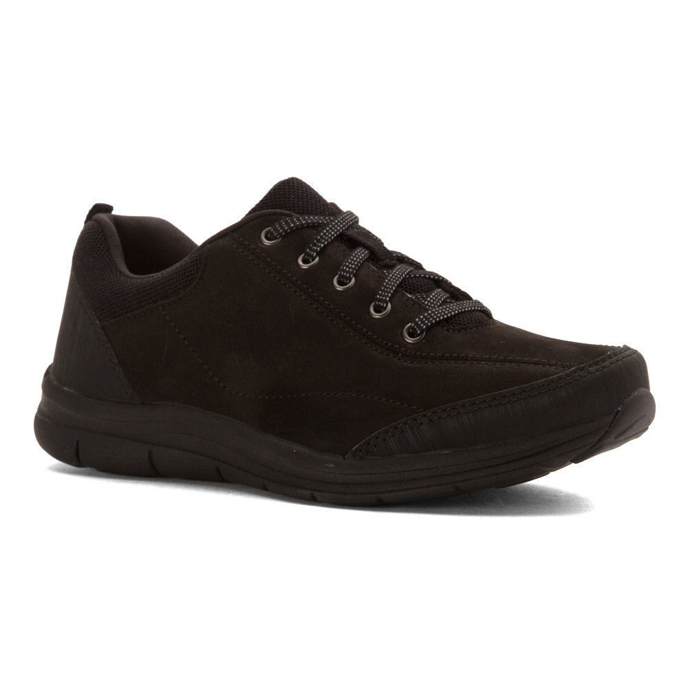 Easy Spirit Solana Women's Oxford B01EUK58AM 9 C/D US|Black Multi Nubuck