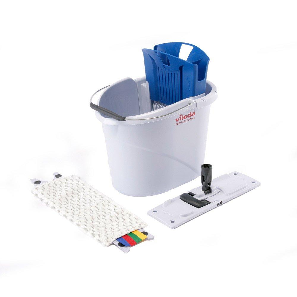 Vileda Ultraspeed Mini Blue 10 Litre Starter Kit eCrown