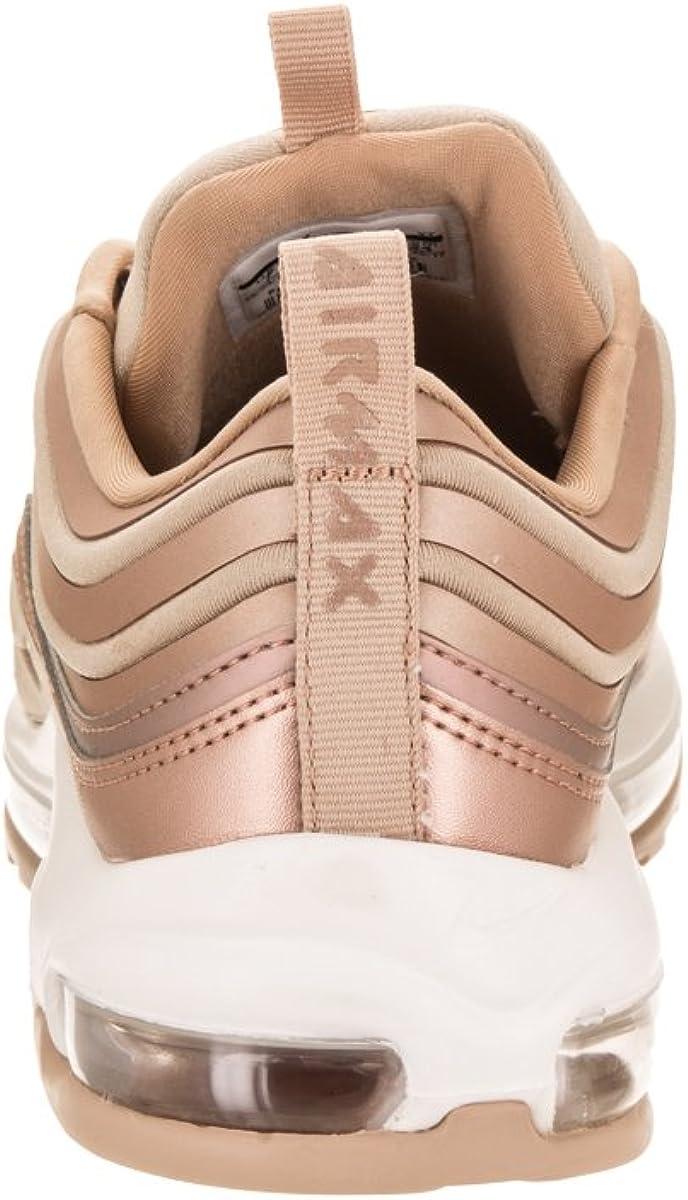 Nike Chaussures Femme Air Max 97 UL, MTLC Red BronzeElm
