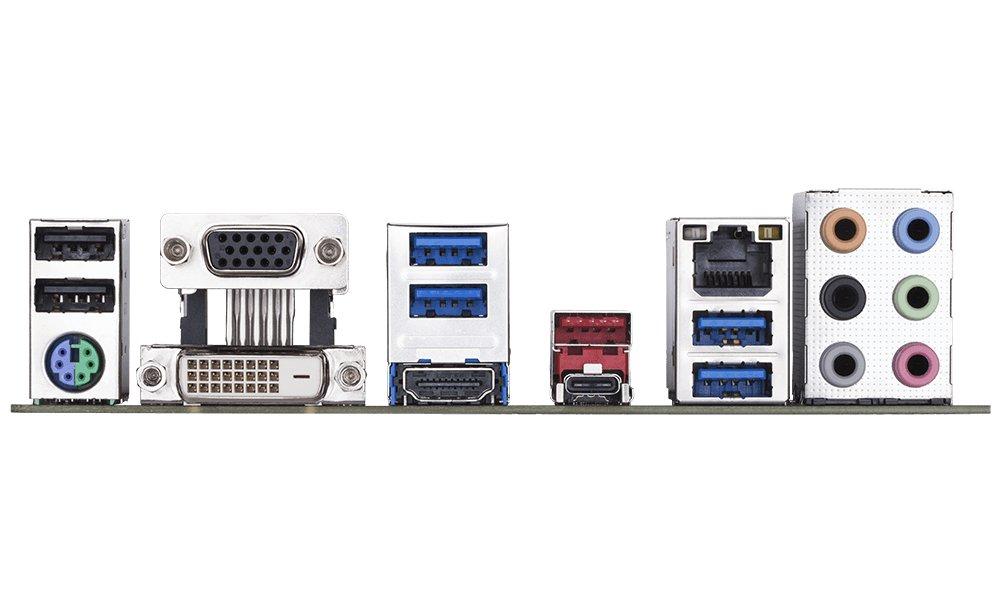 GIGABYTE H370M-D3H GSM Carte mere LGA1151//3xM.2//M-ATX Black