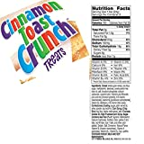 Cereal Bar Variety Pack- Lucky Charms, Cinnamon