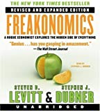img - for Freakonomics: A Rogue Economist Explores the Hidden Side of Everything by Levitt, Steven D on 01/10/2006 Una Rev Ex edition book / textbook / text book