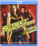 Street Fighter: The Legend of Chun-Li (Unleashed and Unrated) [Blu-ray]