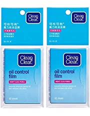 Oil Control Film Blotting Paper,60 Sheets (Pack of 5)