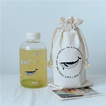 KOONARD Botella de Agua Gimnasio, Botella de Agua de Viaje, Botella de Agua de