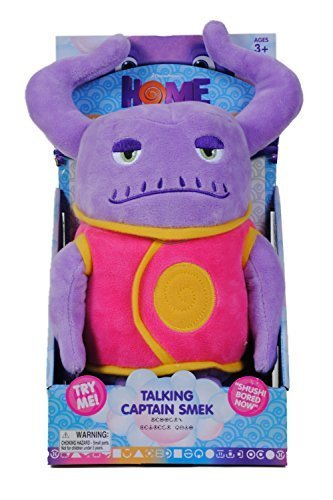 Dreamworks Home - Talking Captain Smek Plush Toy by KIDdesigns]()