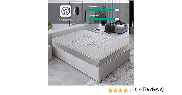 ROYAL SLEEP Colchón viscoelástico 135x200 de máxima Calidad, Confort y firmeza Alta, Altura 14cm. Colchones Xfresh: Amazon.es: Juguetes y juegos