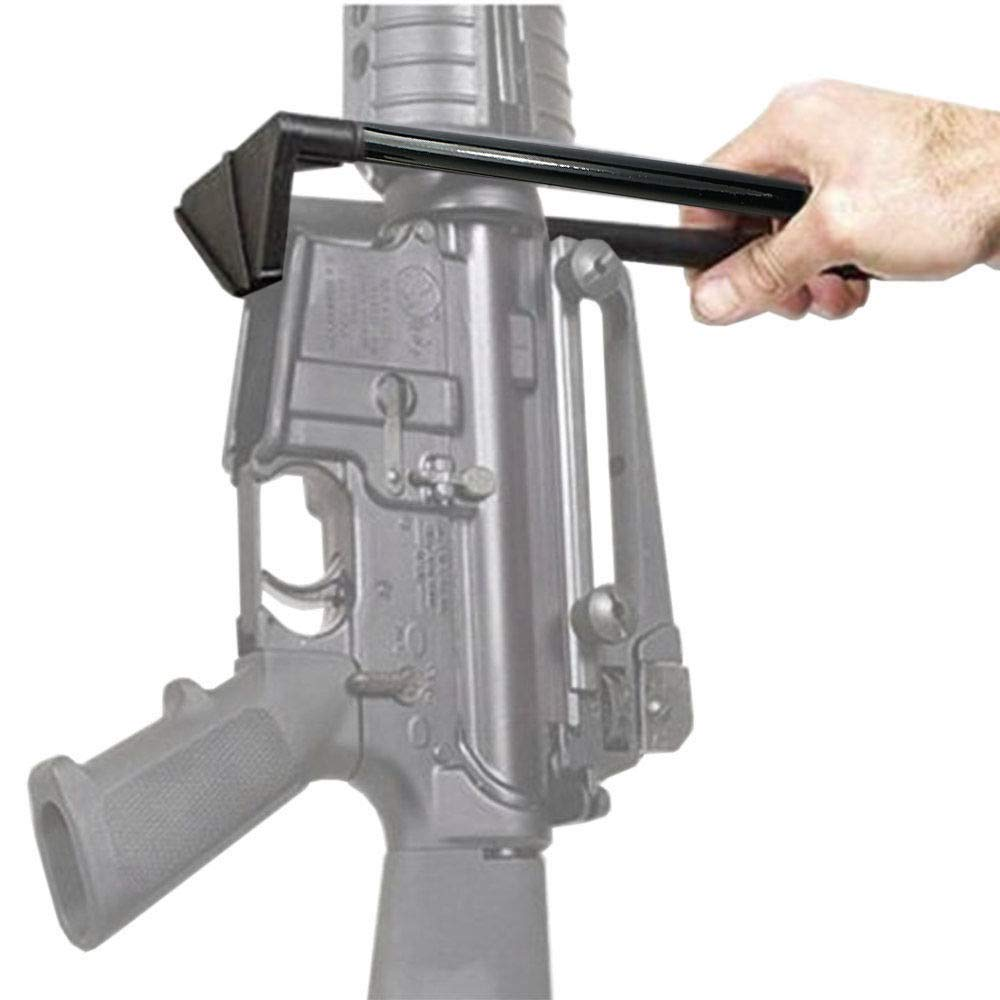 ELTONY TAC Delta Ring Drop-in Quad RaiI Removal Torque Tool Non-Slip Rubber Handle by ELTONY TAC
