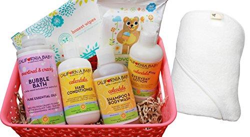 Baby's Finest Premium Bath Time Gift Basket
