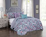 Greenland Home Fashions Home Fashion Purples - Best Reviews Guide