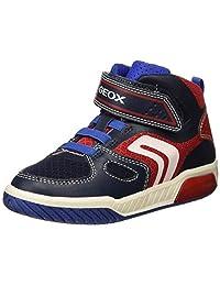 Geox Boys Inek A Light-Up Sneaker Sneaker