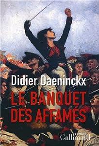 vignette de 'Le Banquet des affamés (Didier Daeninckx)'