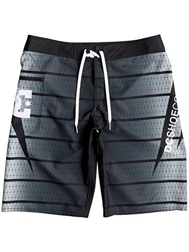 """Dc Shoes Harrise 22"""" - Boardshort pour Homme, Couleur: BLACK, Taille: 31"""