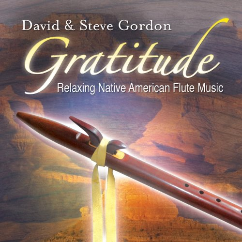 Gratitude: Relaxing Native American Flute Music