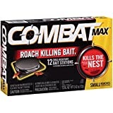 Combat Source Kill Max R1 Roach Bait, 12 Count